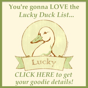 Lucky Duck Living is the #1 tee