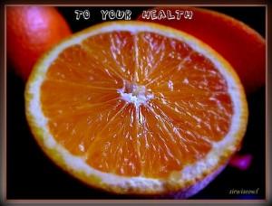 OrangeAntiOxidant